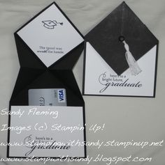 Stamp with Sandy: Graduation Cards