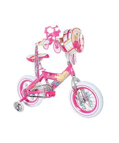 Lalaloopsy Bike With Doll Seat Front Bag And Training