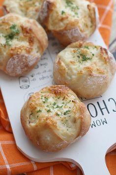 マッシュポテト&おからパン : coupe-feti