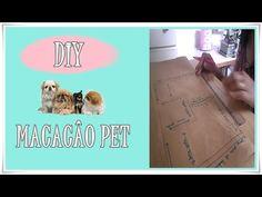 DIY - MACACÃO PET : Aprenda a modelagem de um macacão pet. - YouTube