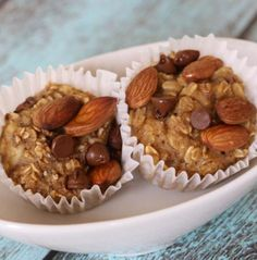 Recipe for Oatmeal Muffins - My Honeys Place