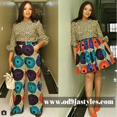Here are wonderful and unique collection of 70 most creative and trendy ankara styles, ankara styles pictures 2018 just for you. African Dresses For Women, African Print Dresses, African Attire, African Wear, African Women, African Prints, African Style, African Fashion Designers, African Fashion Ankara