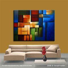 modern geometric artwork - Google Search