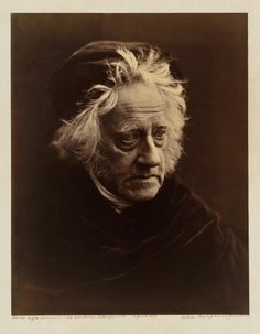 John Herschel, English mathematician, astronomer, and chemist, credited with being one of the inventors of photography
