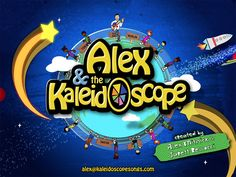 Alex & The Kaleidoscope :love them