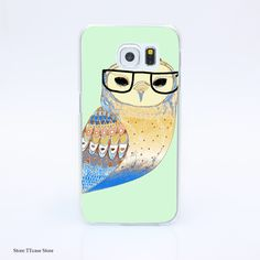 3058G Snowy Owl H4a Print Hard Transparent Case Cover for Galaxy S3 S4 S5 & Mini S6 S7 & edge //Price: $US $1.57 & FREE Shipping //     #iphone