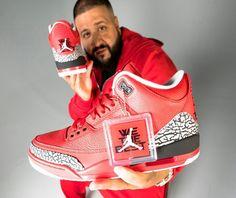 865875ef69dbf6 DJ Khaled Unveils  Grateful Air  Jordan 3