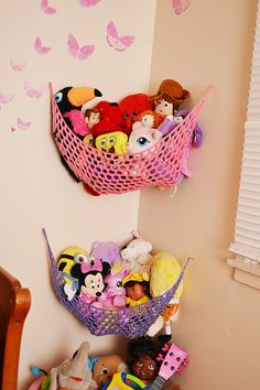 Crochet Stuffed toy solution