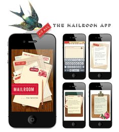 Poppytalk - The beautiful, the decayed and the handmade: Mobile Correspondence for the Creative Entrepreneur!