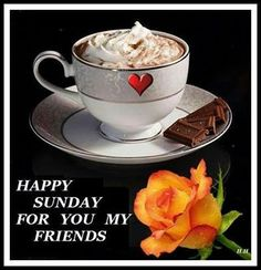 Happy Sunday, And Enjoy Your Day!!!...:)