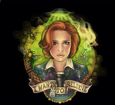Scully by Megan Laura