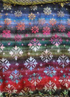 aktuelle Decke