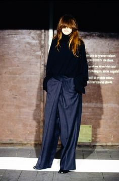 Maison Margiela Fall 2000 Ready-to-Wear Fashion Show