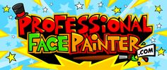 I'm loving my new promo banner for ProfessionalFacePainter.com What do you think!?
