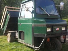 Cushman Turf Truckster front