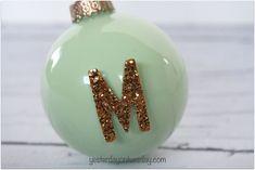 DIY Jadeite Ornaments
