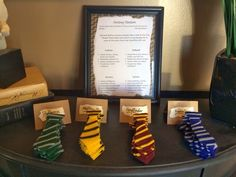 The Hinton Haven: Harry Potter Baby Shower