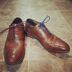 The old rules are out, mom's not dressing you anymore. @bscdowntown  #johnstonandmurphy #shoes #oxfords #broadwayshoeco #mensstyle  #broadwayshoecowestacres