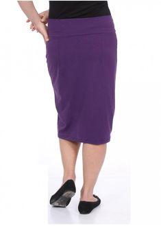 Stretch Pencil Skirt, Darts, Dress Up, Popular, Nursing Uniforms, Smooth, Silhouette, Pockets, Flat