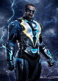 The CW has released a new batch of promotional images featuring Black Lightning, Jefferson Pierce, Tobias Whale, Lady Eve, and more. Black Lightning Tv Show, Black Lightning Static Shock, Thunder And Lightning, Tampa Bay Lightning, Cress Williams, The Cw, Series Black, Cw Series, Injustice 2
