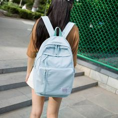 Girl's Waterproof Nylon School Bag  Price: 27.00 & FREE Shipping  #bags