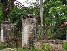 Entrance: Fort Haldane, Port Maria, St. Mary ~ Mark Phinn Photography