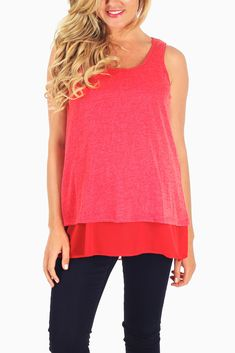 Pink blush maternity top