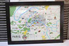 Stravinsky Fountain Google Maps Paris Pinterest Fountain - Large map of paris france