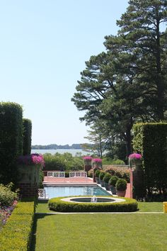 Eastern Shore Plantation Private Garden – Easton, Maryland