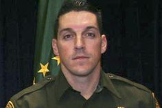 CLEVELAND — The brother and sister of slain Border Patrol Agent Brian Terry say Donald Trump is the only presidential candidate who'll secure the border. Terry was shot and killed in a remote…