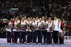 2012 U.S. Olympic Gymnastics Team