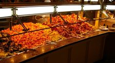 Seafood Buffet at The Rio Hotel and Casino Las Vegas....is a MUST!
