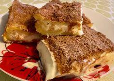 (3) Sajtkrémes fahéjas kocka | Girán Julcsi receptje - Cookpad receptek Tiramisu, Sandwiches, Ethnic Recipes, Food, Essen, Meals, Tiramisu Cake, Paninis, Yemek