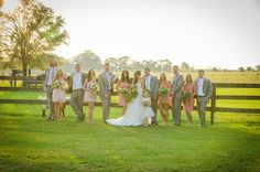 Madison Georgia Wedding from Simple Color Photography + No Regrets ...