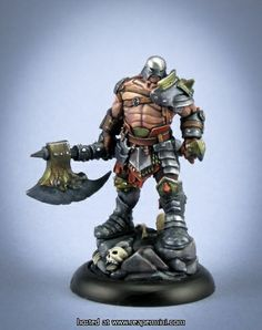 Reaper Miniatures :: Miniatures  I am sure looking forward to the kickstarter minis arriving