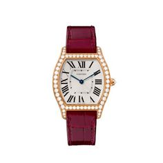 Cartier Tortue watch WA501008