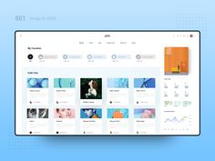 JIXR Design designed by JIXR. Connect with them on Dribbble; Wireframe Design, Dashboard Design, App Ui Design, User Interface Design, Web Design Projects, Web Design Trends, Design Design, Website Design Layout, Design Layouts