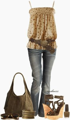 Get Inspired by Fashion: Stylish Outfits | Brass Belt