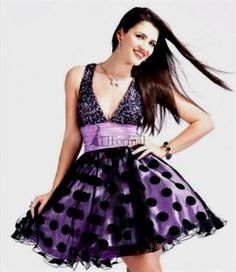 Awesome short dresses for prom 2010 2017-2018