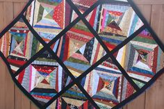 i love scrappy quilts