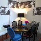 Modern Loft - eclectic - dining room - other metros - Nicole Lanteri