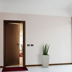Security Door Interior, Master bedroom