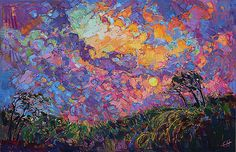 Turning Color by Erin Hanson