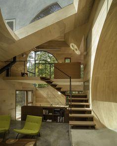 Galería de Casa Ex de In / Steven Holl Architects - 4