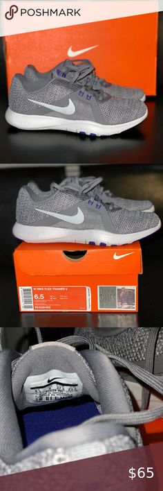 Details about Nike Free Huarache Light Gray Teal Size 11 Running Flyknit Walking