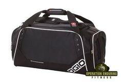 ddbd9792a7f4 OGIO Contender Versatile Sports Royal Medium Duffel for Travel or Gym - New