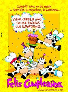 Flora © ZEA www.tarjetaszea.com Happy Birthday Posters, Happy Birthday Cards, Birthday Greeting Cards, Birthday Quotes, Birthday Greetings, Spanish Birthday Wishes, Happy B Day, Friend Birthday, Kids And Parenting