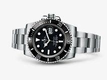 Rolex Submariner Date Uhr: Edelstahl 904L – 116610_ln