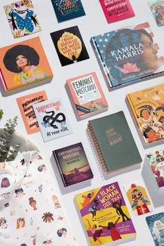 Celebrate female empowerment with a collection of books, stationery and gifts featuring trailblazing women. Inspire the kids or yourself with Ruth Bader Ginsburg, Kamala Harris, Frida Kahlo, Malala, Maya Angelou and other heroes! #worldmarket #girlpower