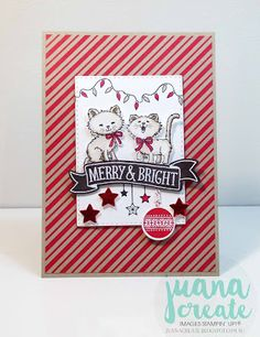 Juana Ambida Independent Stampin' Up!® Demonstrator Australia and like OMG! get some yourself some pawtastic adorable cat apparel